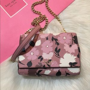 Briar Lane Floral Mini Emelyn Bag